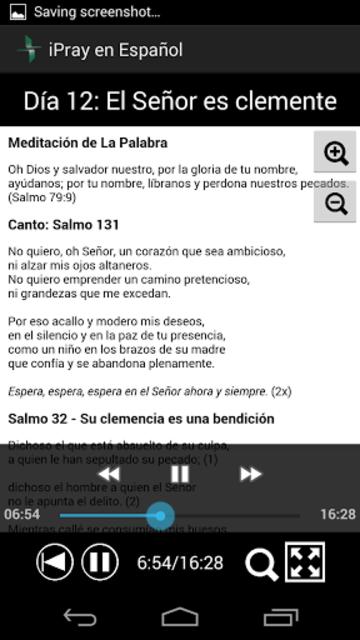 iPray en Español screenshot 6