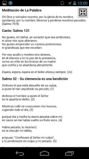 iPray en Español screenshot 7