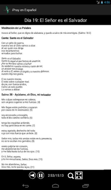 iPray en Español screenshot 15