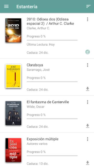 Biblioteca País screenshot 4