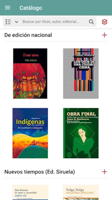 Biblioteca País screenshot 5