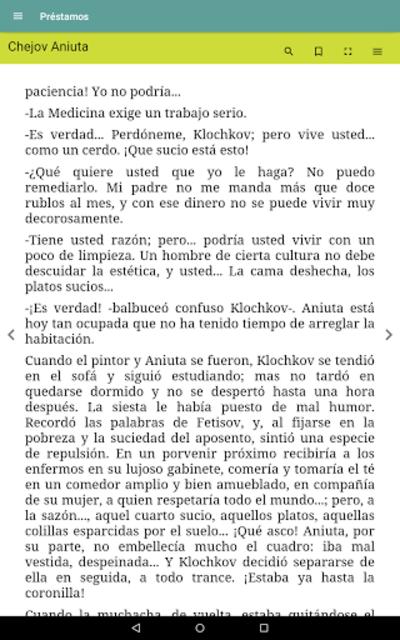 Biblioteca País screenshot 6