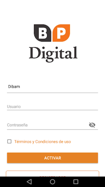 Biblioteca Pública Digital screenshot 2