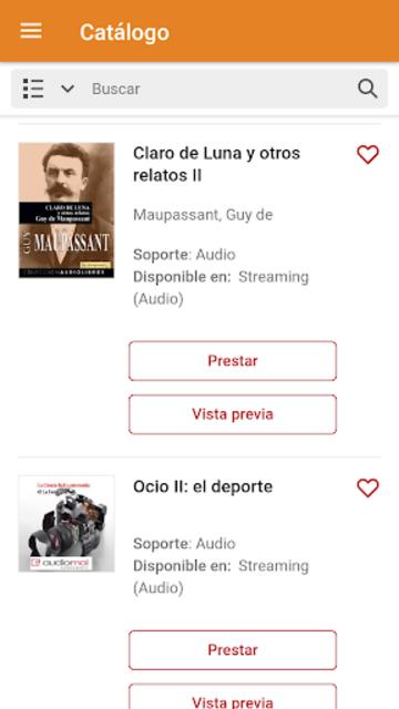 Biblioteca Pública Digital screenshot 4