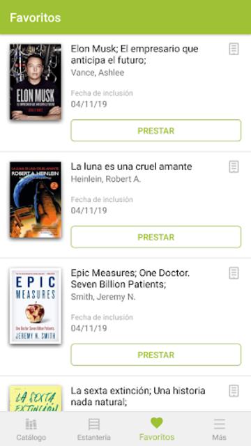 Odilo App screenshot 8