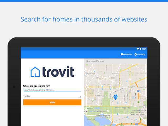 Real Estate sale & rent Trovit screenshot 6