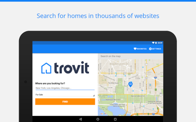 Real Estate sale & rent Trovit screenshot 11