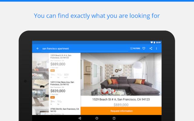 Real Estate sale & rent Trovit screenshot 14