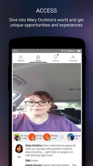 Mary Occhino screenshot 3