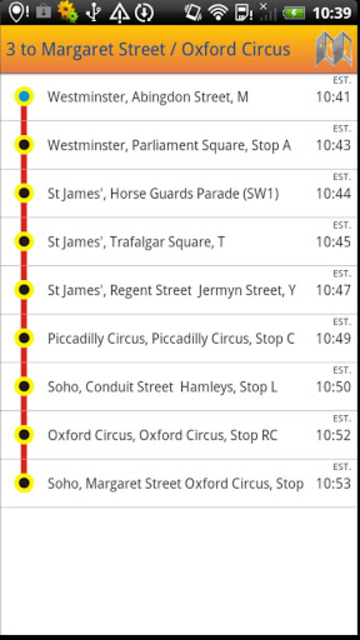 UK Bus Times Live: Bus Scout screenshot 3