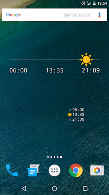 Sunshine Compass ☼ Sun Path screenshot 2
