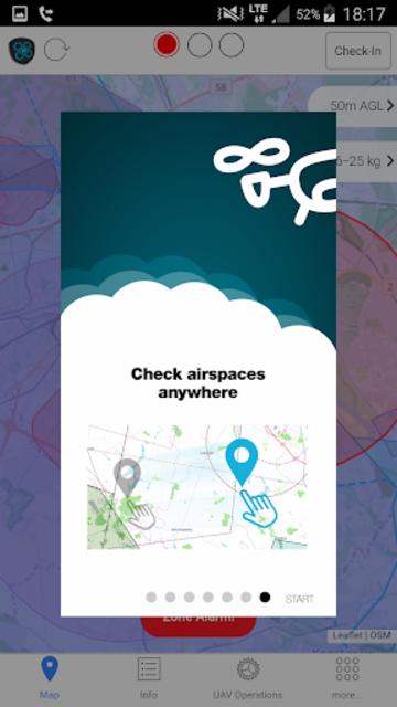 DroneRadar Premium screenshot 1