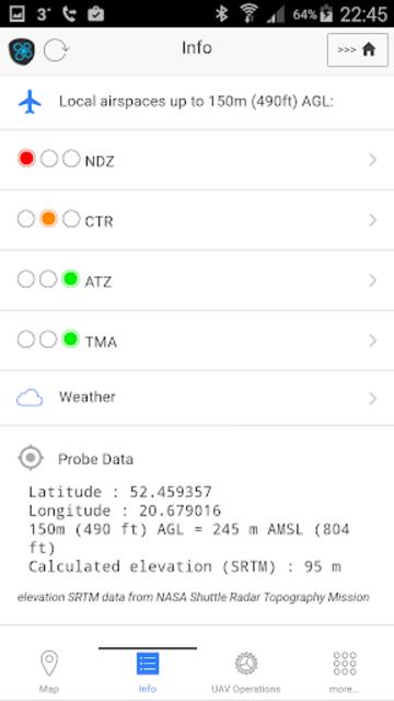 DroneRadar Premium screenshot 8