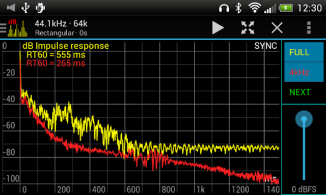 Sound Spectrum Pro screenshot 5