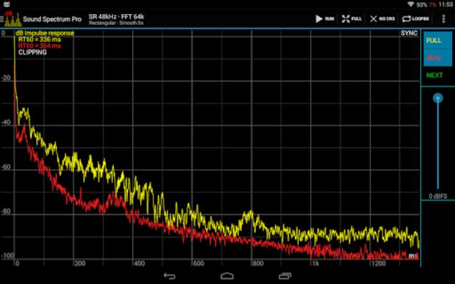 Sound Spectrum Pro screenshot 13
