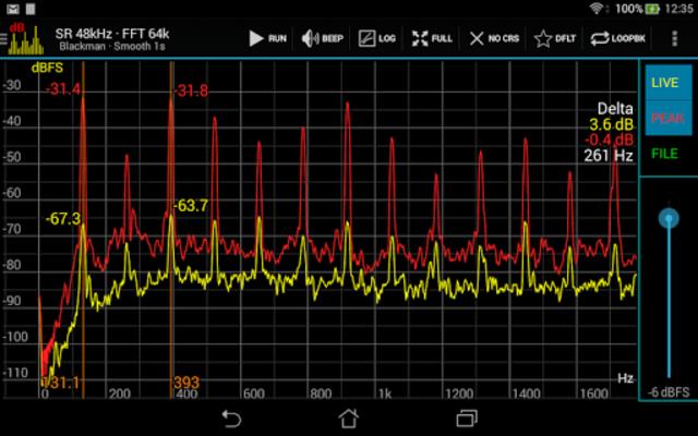 Sound Spectrum Pro screenshot 16