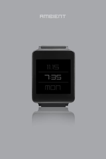 TTMMSTYLUS - Wear watch face screenshot 5