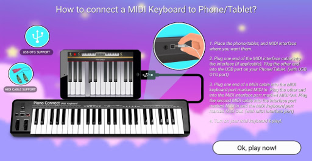 Piano Connect: MIDI Keyboard screenshot 3