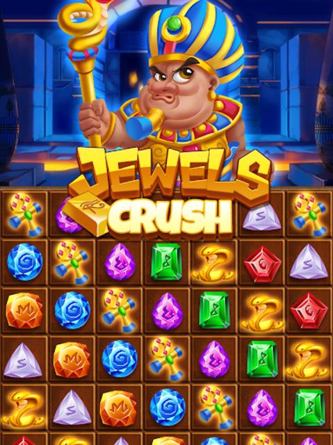 Pharaoh King Jewels Crush screenshot 2