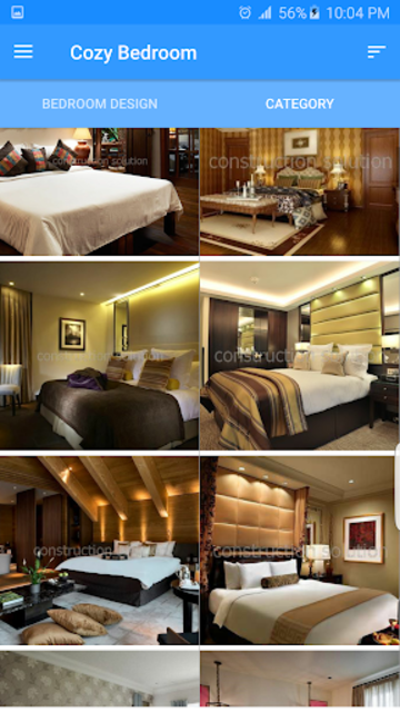 Bedroom Decoration Ideas screenshot 4