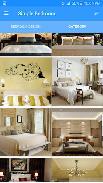 Bedroom Decoration Ideas screenshot 7