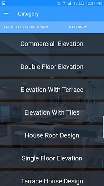 3D Front Elevation Design screenshot 1