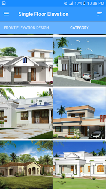 3D Front Elevation Design screenshot 7