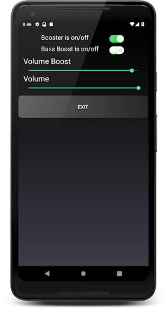 Headphones Volume Booster and Bass Booster screenshot 8