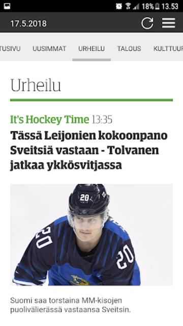 ESS – Etelä-Suomen Sanomat screenshot 3