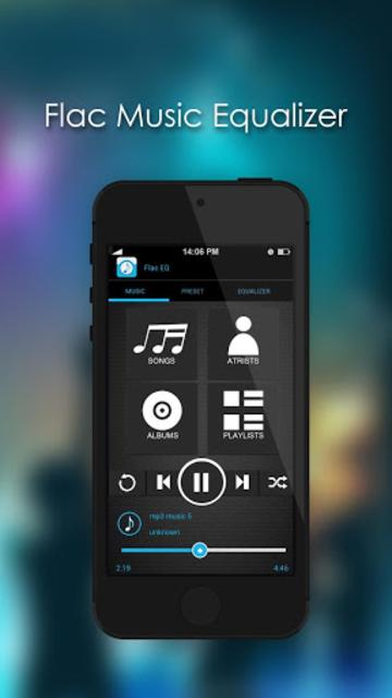 Mp3 Music Equalizer screenshot 1