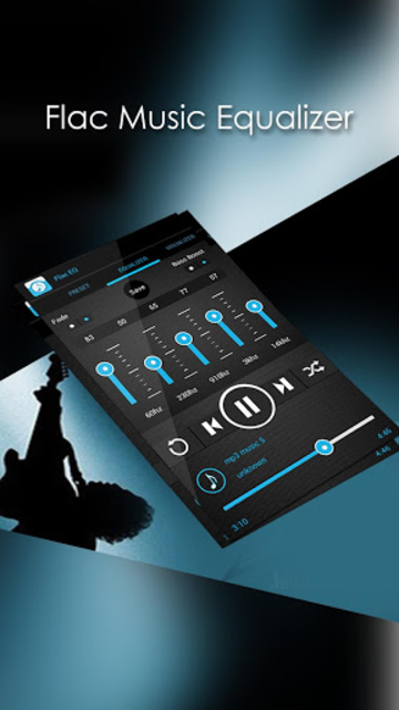 Mp3 Music Equalizer screenshot 3