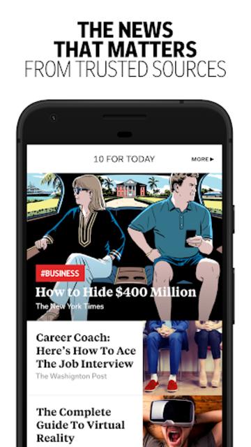 Flipboard - Latest News, Top Stories & Lifestyle screenshot 2