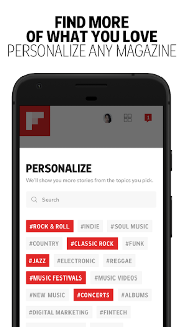 Flipboard - Latest News, Top Stories & Lifestyle screenshot 4