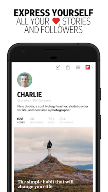 Flipboard - Latest News, Top Stories & Lifestyle screenshot 5
