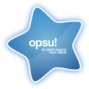 Icon for Opsu!(Beatmap player for Android)