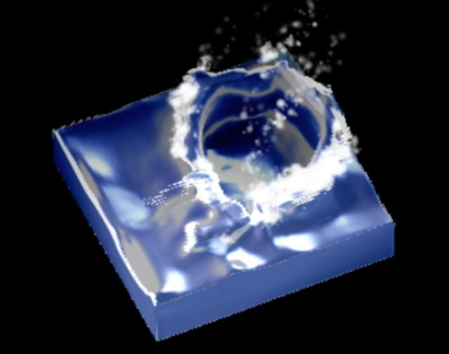 Neural Liquid Drop screenshot 6