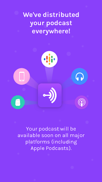 Anchor - Make your own podcast screenshot 3