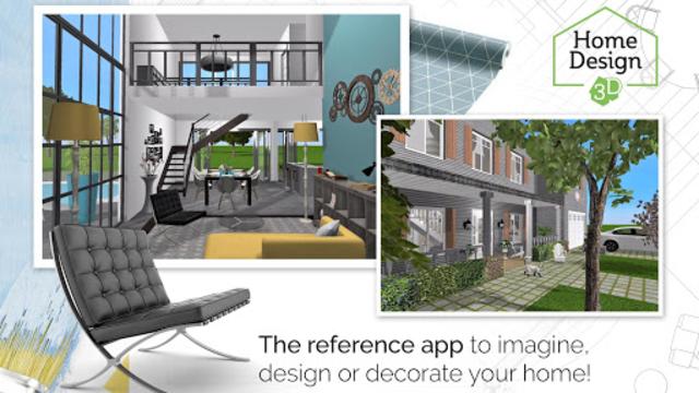Home Design 3D - FREEMIUM screenshot 1