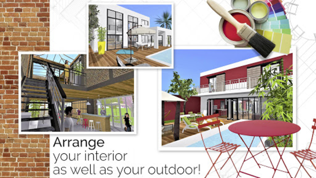 Home Design 3D - FREEMIUM screenshot 3