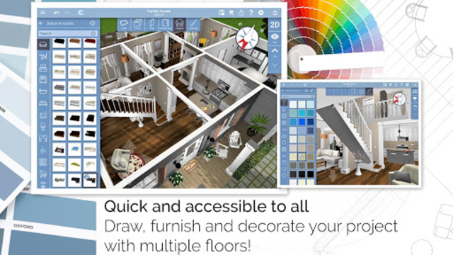 Home Design 3D - FREEMIUM screenshot 12