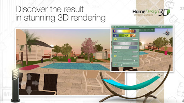Home Design 3D Outdoor-Garden screenshot 5
