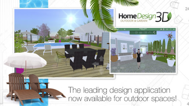 Home Design 3D Outdoor-Garden screenshot 6