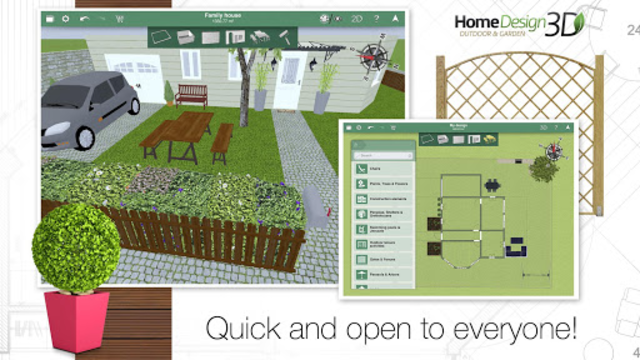 Home Design 3D Outdoor-Garden screenshot 12