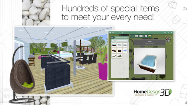 Home Design 3D Outdoor-Garden screenshot 14