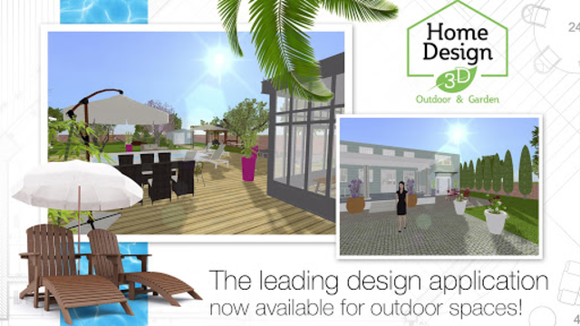 Home Design 3D Outdoor-Garden screenshot 1