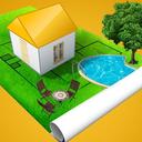 Icon for Home Design 3D Outdoor-Garden
