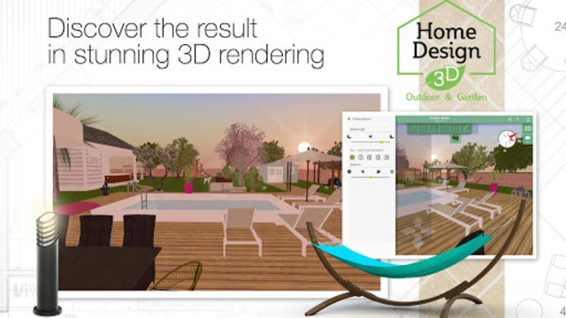 Home Design 3D Outdoor-Garden screenshot 10
