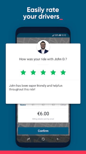 Kapten - Previously Chauffeur Privé screenshot 5