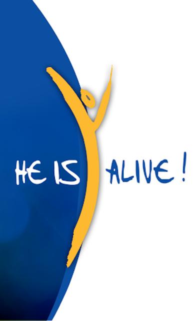 He is alive ! Songbook screenshot 1