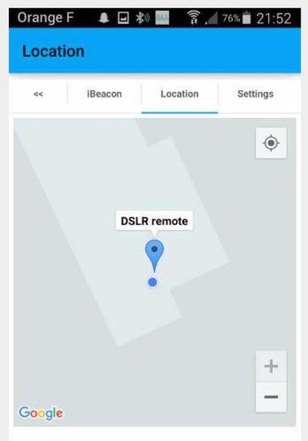 JG iTag Alarm screenshot 3